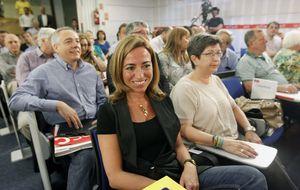 Chacón se pasa al club de las 'chicas de oro' de Zapatero