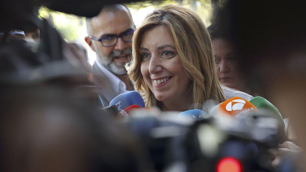 Díaz lidera a los críticos con una hoja de ruta: abstención a cambio de Rajoy
