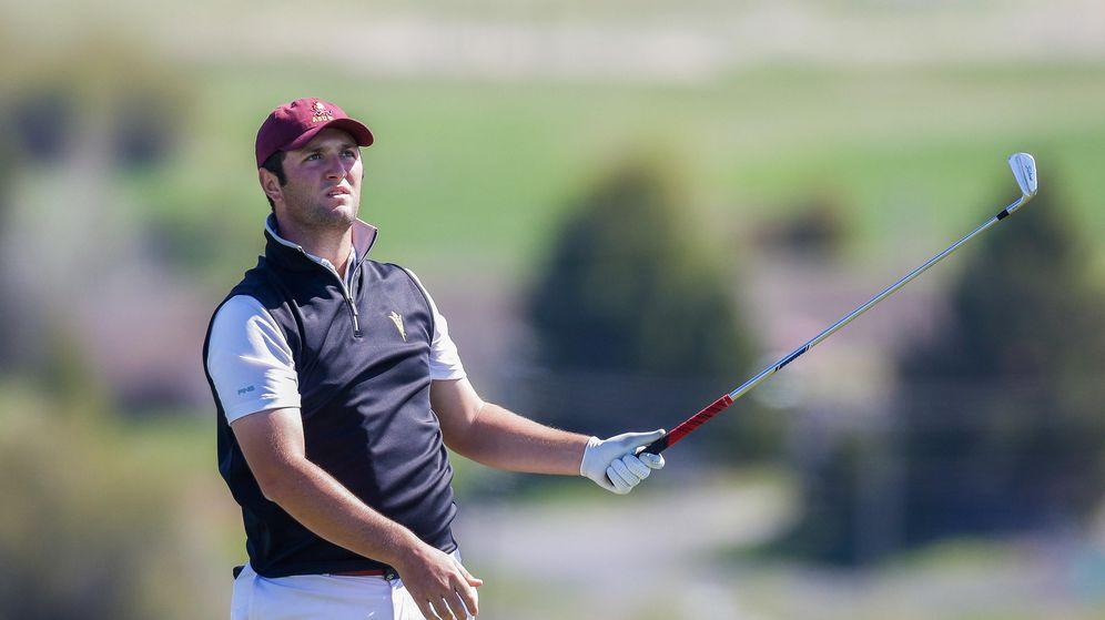 Foto: Rahm está en el top 5 en las cuatro clasificaciones de referencia del golf amateur (Foto: PAC 12)