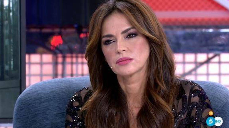 Olga Moreno, en 'Sábado Deluxe'. (Mediaset)