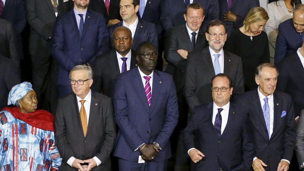 Líderes de la UE y África tratan de encontrar una solución para la inmigración