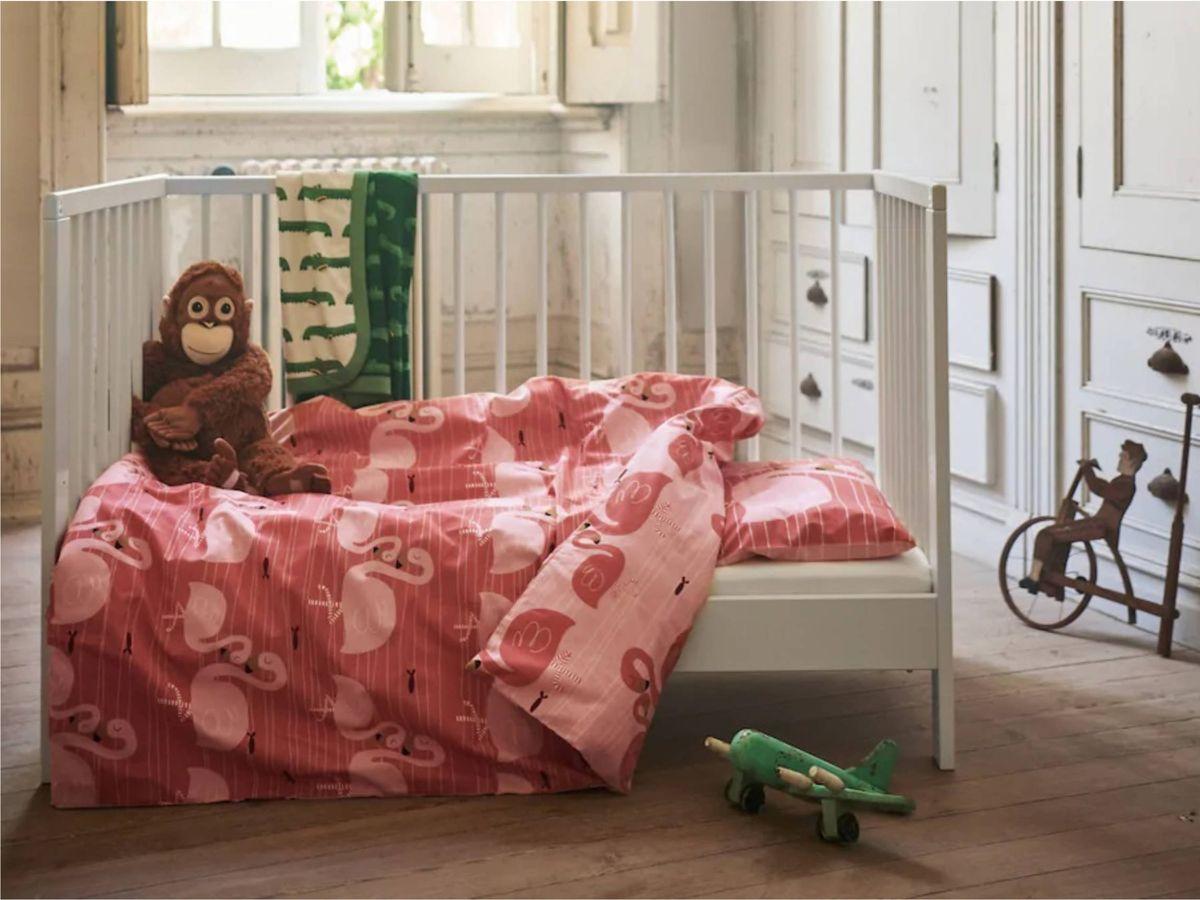 Foto: Ikea viste de verano el cuarto de los más pequeños. (Cortesía)