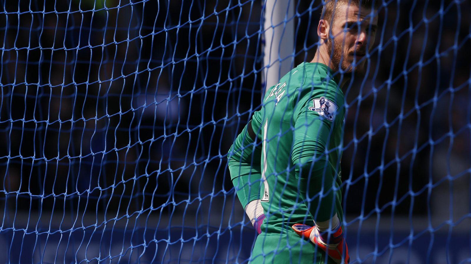 Foto: David de Gea continuará por el momento en el Manchester United. (Reuters)