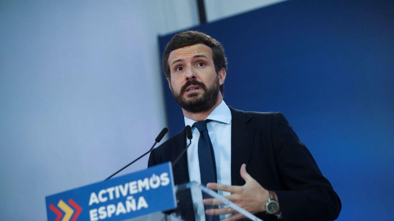 El PP da su apoyo a Sánchez para reformas responsables con la UE y sin sus socios
