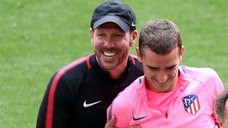 El técnico argentino confía en recuperar la mejor versión del atacante galo. (Reuters)