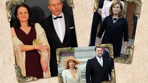 Rajoy, Viri y parte del Gobierno acudieron a la polémica boda de Wert y Gomendio