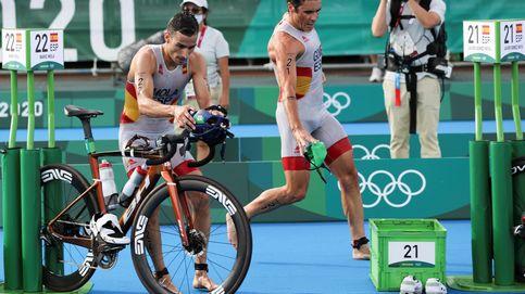 Tokio, en directo | España decepciona en el triatlón por relevos y se queda sin diploma