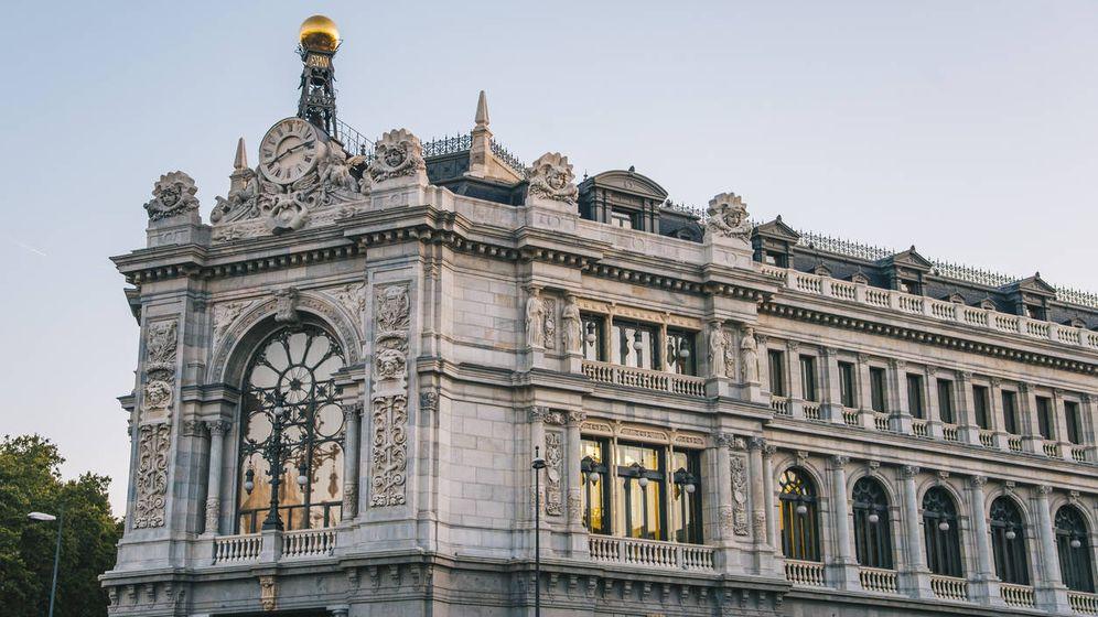 Foto: Fachada del Banco de España, en Madrid. (iStock)