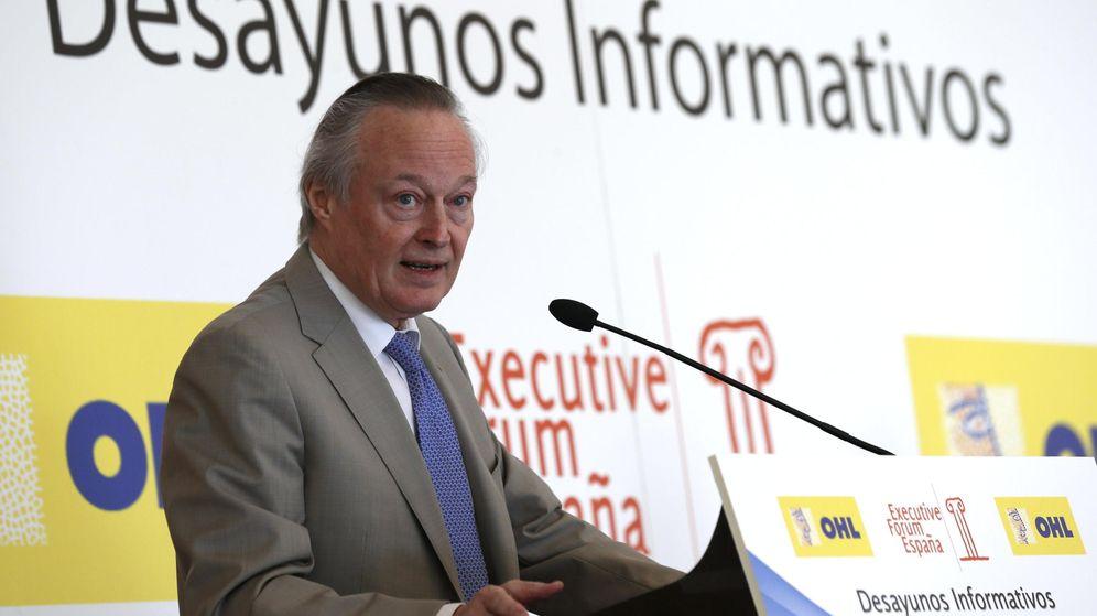 Foto: El consejero delegado de OHL, Josep Piqué. (EFE)