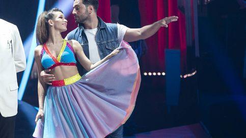 David Bustamante y su novia, Yana Olina, foto a foto en su nuevo baile juntos