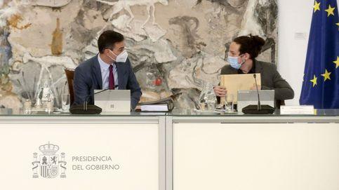 Podemos firma la tregua sobre desahucios, pero volverá al choque con el PSOE en mayo