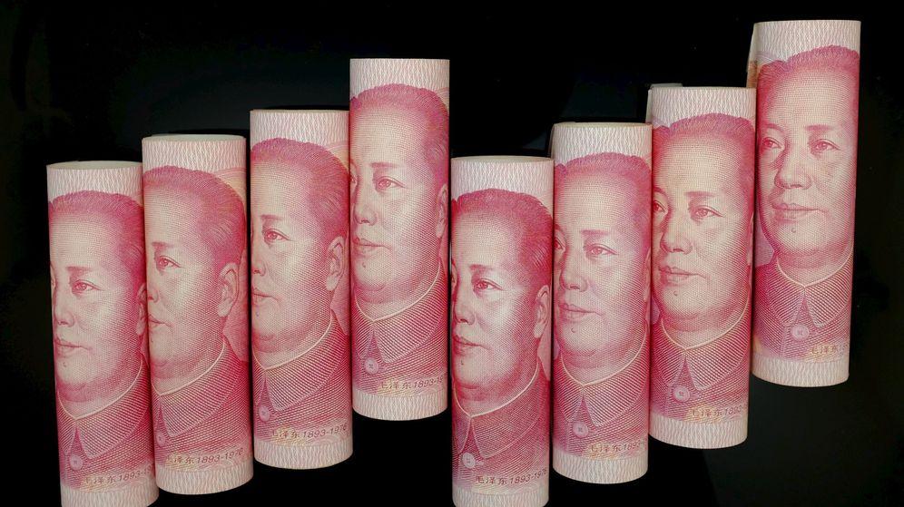 Foto: Billetes de yuan. (Reuters)