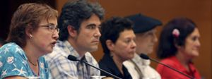 Irun, primer Ayuntamiento vasco que suspende las actividades de ANV