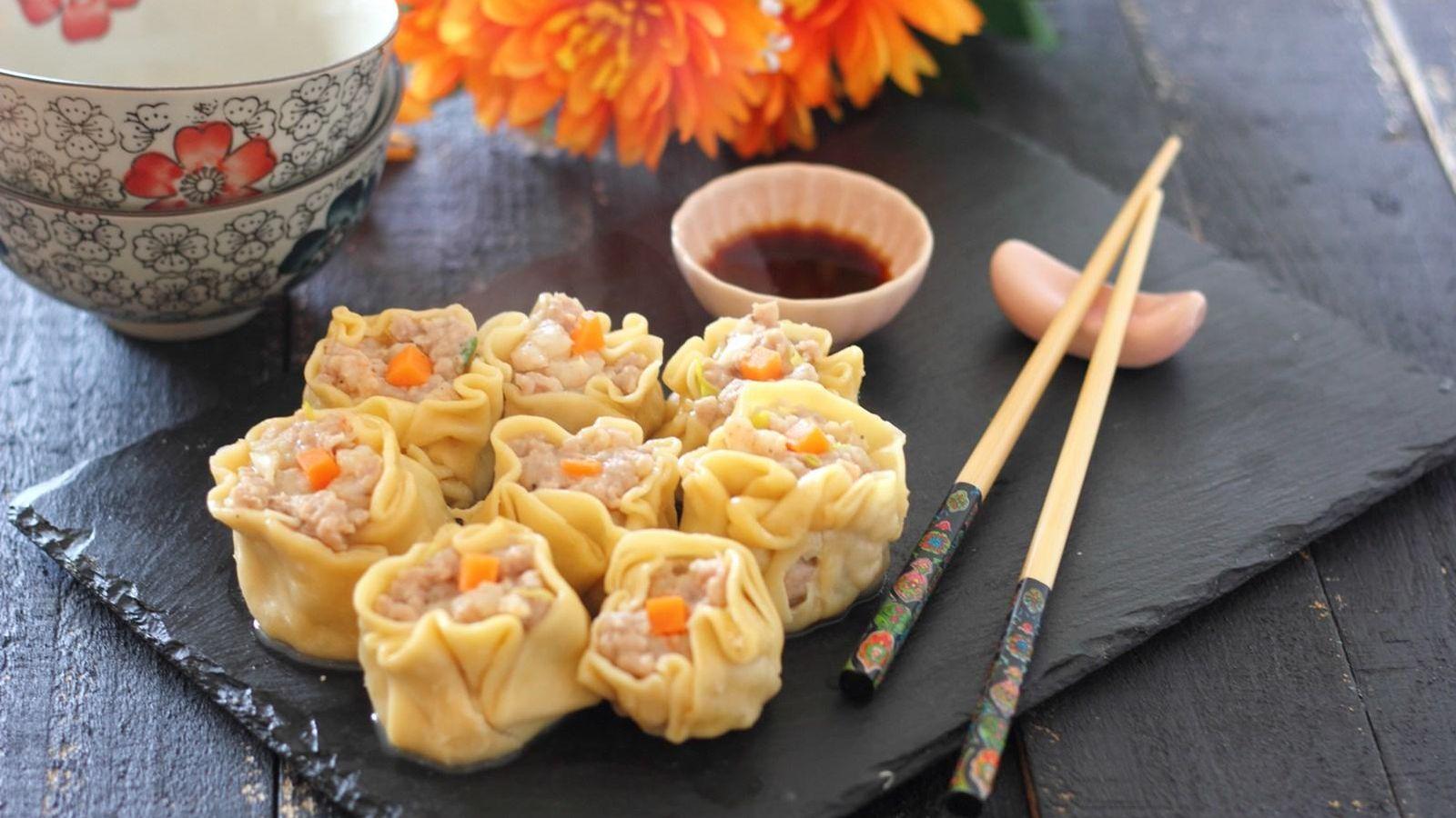 Recetas: Dim Sum: la forma más fácil de preparar esta comida asiática