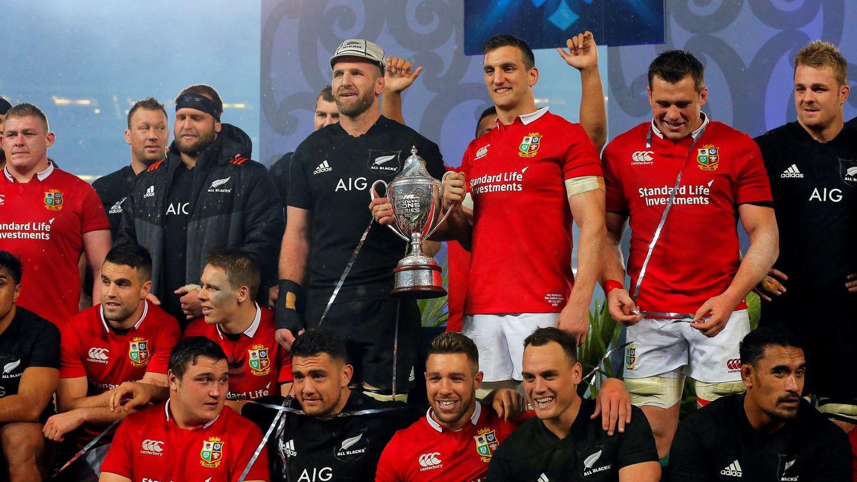 All Blacks-British Lions: empate salomónico sin vencedores ni vencidos