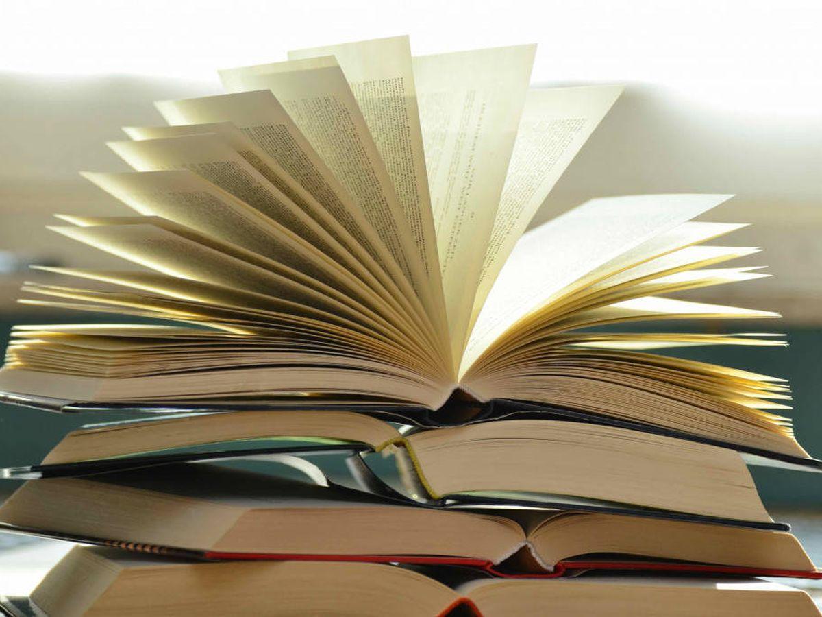 Foto: Libros para leer en febrero.