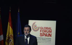Rajoy exige a la UE nuevas medidas que complementen  el esfuerzo de España