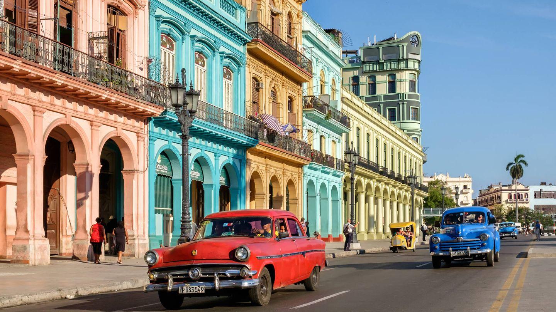 La Habana, Cuba. (Shutterstock)