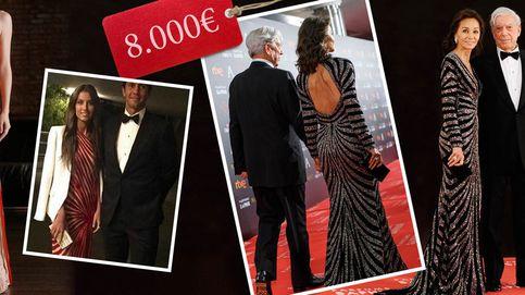 Isabel Preysler imita a su hija Ana con un vestido de 8.000 euros