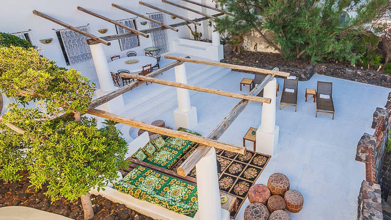 Terraza de la villa de D&G. (Foto de Lionard Luxury Real Estate)