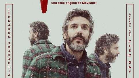 Movistar pone fecha de estreno a 'Felix', serie protagonizada por Sbaraglia