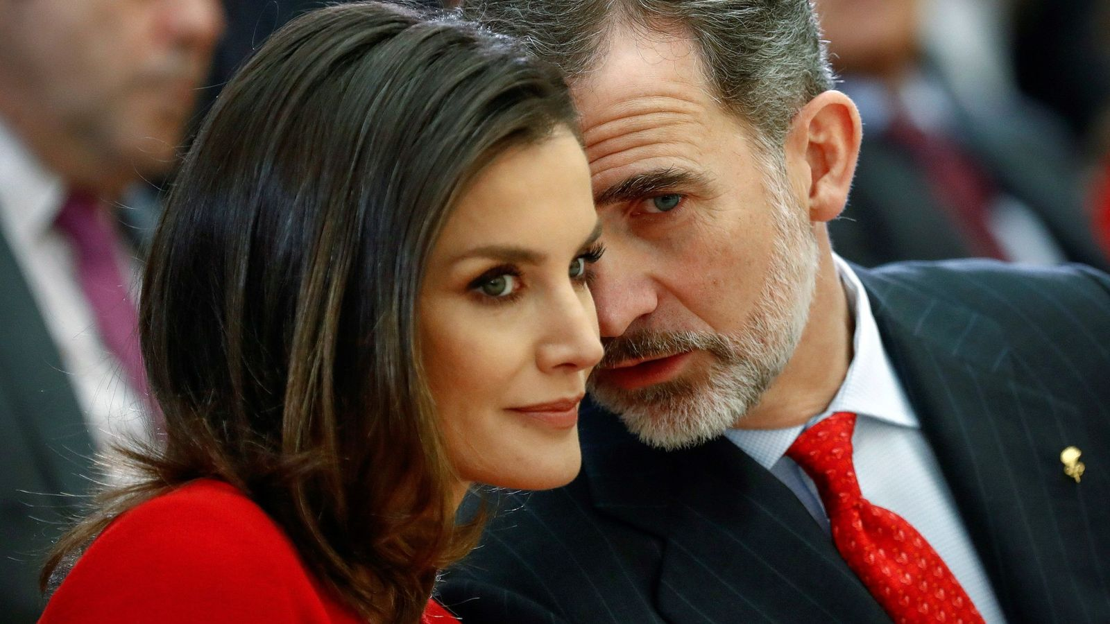 Foto: Felipe y Letizia. (EFE)