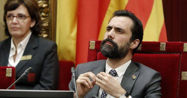 El TC da la razón a Cs: el Parlament «vulneró su derecho a las funciones representativas»