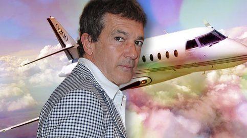 Antonio Banderas compra un jet privado a Telefónica por 4,5 millones de euros
