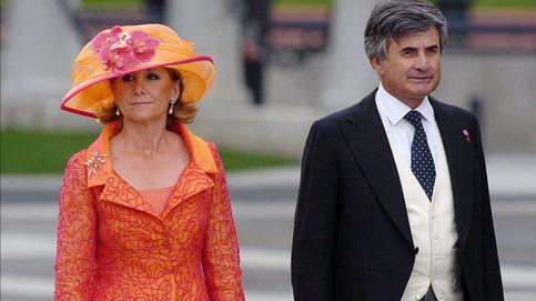Esperanza Aguirre: He pasado momentos difíciles con mi marido