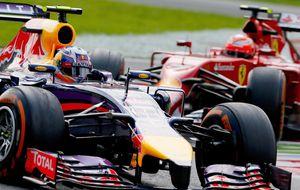 La F1 medita cortar tecnología y potenciar el instinto del piloto