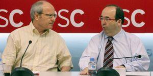 Miquel Iceta luchará por controlar el PSC y sustituir a Montilla