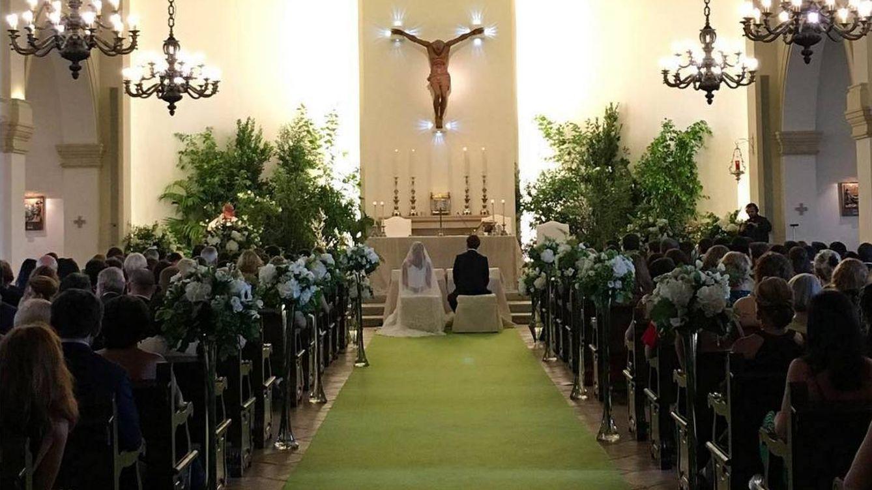 Foto: Imagen de la boda (Vanitatis)
