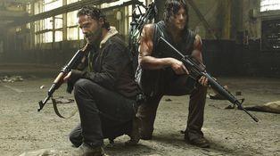 Insultos, dinero y zombis: los bochornosos correos del padre de 'The Walking Dead'