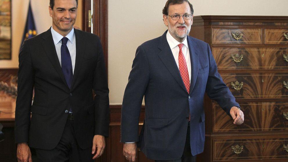 CIS: PP se mantiene primero, el PSOE sube ligeramente y C's y UP bajan