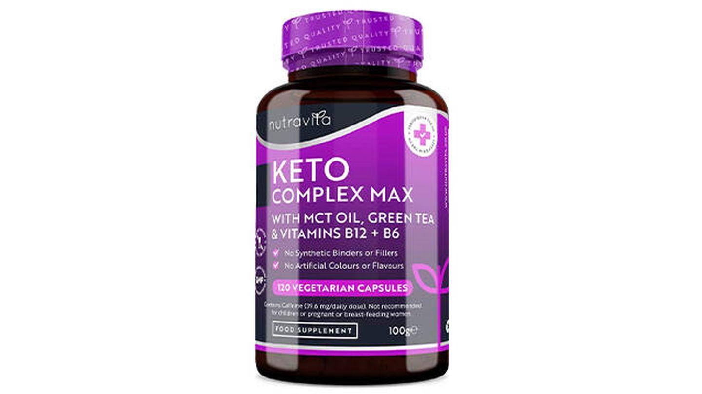 Suplemento vitamínico Keto