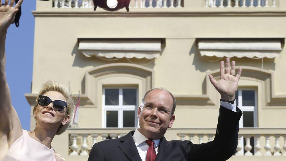 Los hijos extramatrimoniales del príncipe Alberto veranean en Mónaco