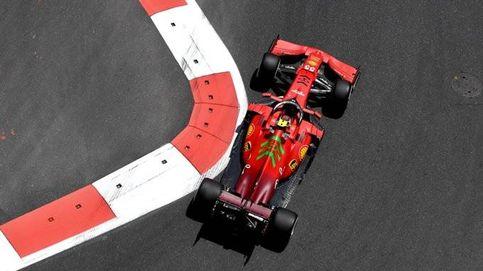 Carlos Sainz, o qué ocurre cuando un rival se sale delante mientras ruedas a 330 km/h