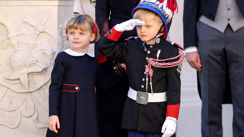 Jacques y Gabriella, dos príncipes a juego que levantan la descafeinada celebración del Día Nacional
