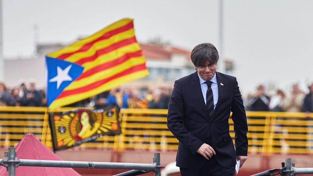Foto: Fotografía de archivo del expresidente de la Generalitat Carles Puigdemont. (EFE)