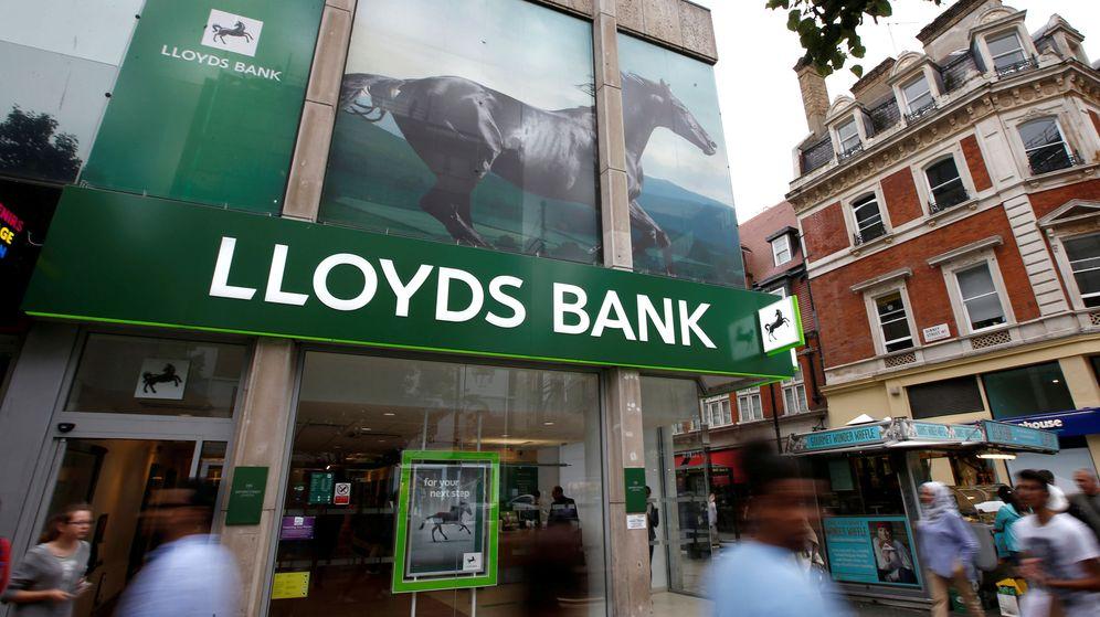 Foto: Sucursal de Lloyds Bank