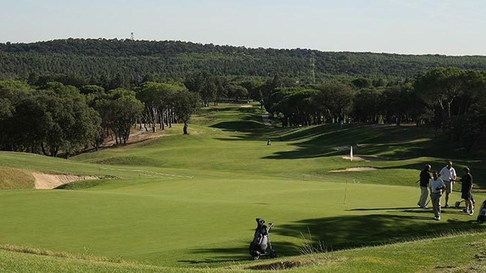 Foto: Campo de golf del Club de Campo Villa de Madrid. (EFE)