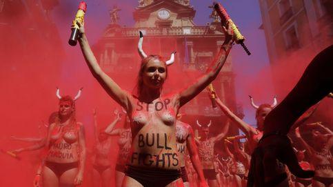 82º cumpleaños del Dalai Lama y concentración antitaurina en Pamplona: el día en fotos