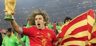 Post de El honorable (este sí) Puyol vuelve para ejercer de capitán (y 'traidor') con España