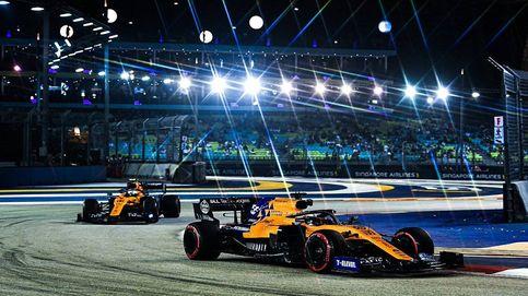 Por qué Carlos Sainz podría sorprender en Singapur a pesar de la mosca en la oreja