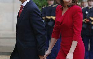 La primera dama de México, de rodríguez por Madrid