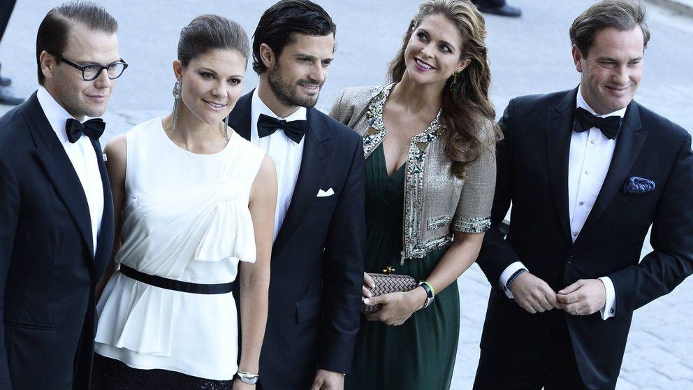 Al descubierto las cuentas de Victoria, Magdalena y Carlos Felipe de Suecia