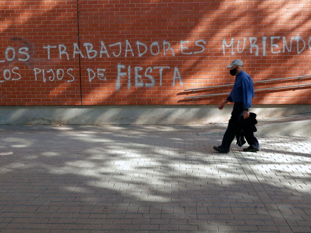 Foto: Fachada del colegio mayor. (EFE)