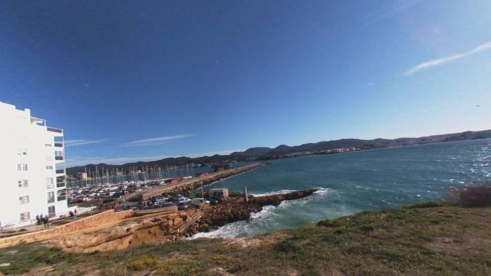 Foto: Sant Antoni de Portmany, Ibiza (Google Maps)