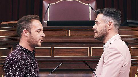 Cita en el Congreso con Felipe Sicilia y Arnau Ramírez, los diputados de Gaysper