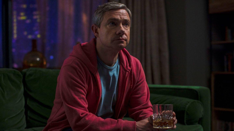 Martin Freeman es Paul en 'Bendita paciencia'. (FX)